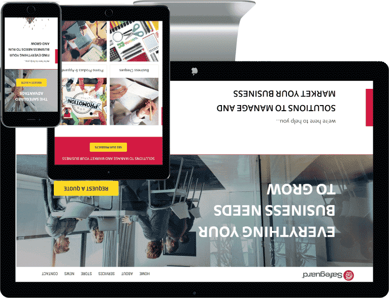 web design Barrie case study three