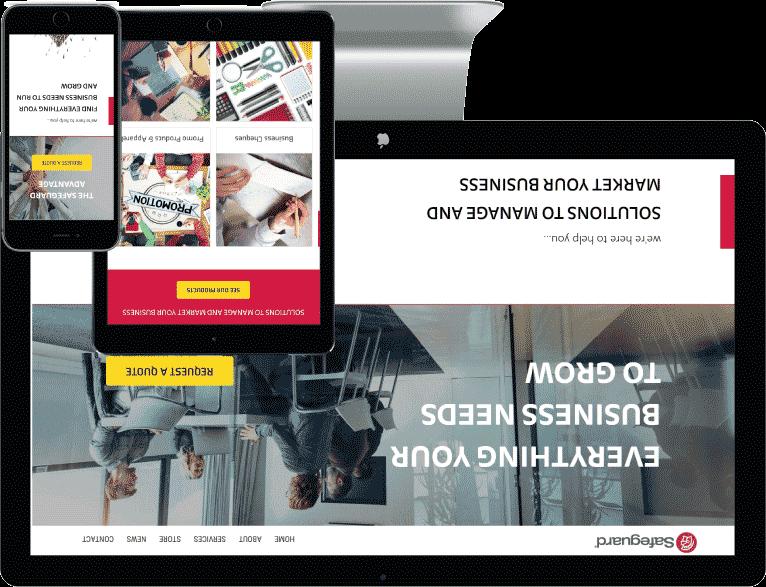 web design Belleville case study three