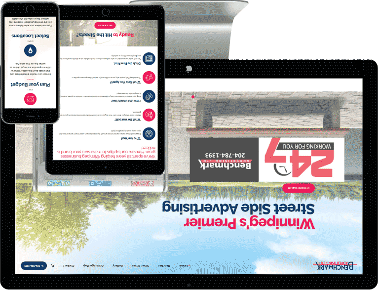 web design Gravenhurst case study two