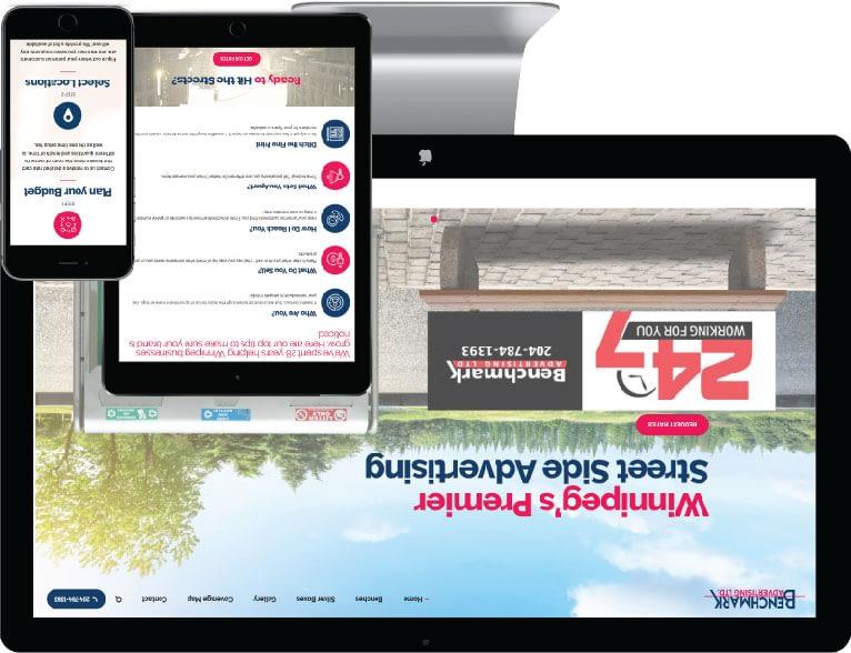 web design Mississauga case study two