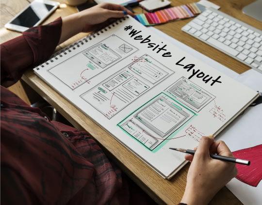 web design toronto step two