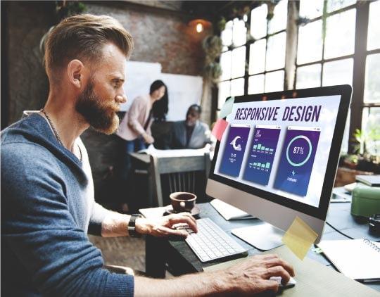 web design toronto step three